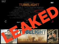 Salman Khan Leaked Tubelight Story Mistake