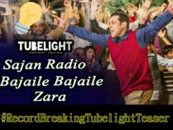 Tubelight Teaser Makes Another Record Trends On Twitter