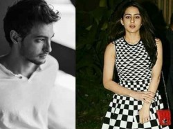 Sara Ali Khan Signs Her Second Film Before Her Debut
