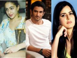Not Sara Ali Khan But Sushant Katrina Paired Up For Abhishek Kapoor Next