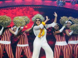 Sonakshi Sinha Miffed With Nach Baliye