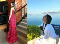 Deepika Padukone First Looks From Cannes 2017 Know What Sonam Kapoor Has To Say