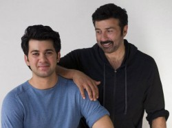 Shahrukh Khan Wished Sunny Deol For His Son Debut On Twitter