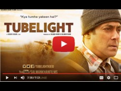 Tubelight Official Trailer Released Salman Khan Kabir Khan