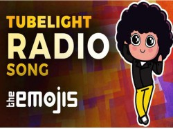 Salman Khan Tubelight Radio Song Emoji See Pic