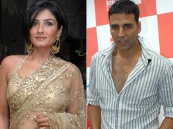 Akshay Kumar Raveena Tandon Will Be Judging Comedy Show