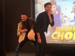 Viveik Oberoi Takes Dig At Salman Khan During Bank Chor Press Conference