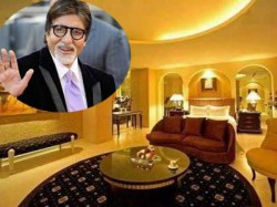Amitabh Bachchan S Bungalow Jalsa S Inside Pictures