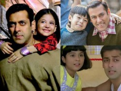 Salman Khan Onscreen Bonding With Children Including Tubelight Awesome
