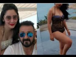 Sanjay Dutt Wife Manyata Dutt Hot Bikini Picture Going Viral