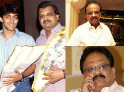 Singer Sp Balasubrahmanyam Is Voice Of Salman Khan