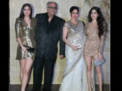 Boney Kapoor Will Celebrate Wife Sridevi 50 Years In Bollywood