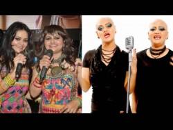 Piya Piya Song Singers Preeti Pinky Bald Pictures