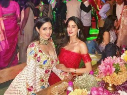 As A Parent It Would Give Me Greater Joy To See Her Getting Married Says Sridevi On Jhanvi Kapoor
