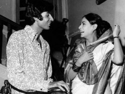 Amitabh Bachchan Jaya Bachchan Love Story