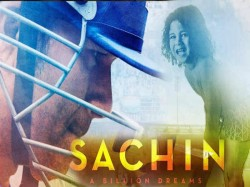 Sachin A Billion Dream Created New Record