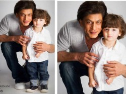 Abram Is Extremely Protective Of Me Says Shahrukh Khan