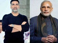 Akshay Kumar Is Not Working On Any Narendra Modi Biopic