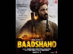 Emraan Hashmi Looks Badass Baadshaho Poster