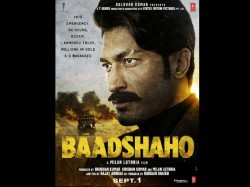 Baadshaho New Poster Of Vidyut Jammwal Is Out