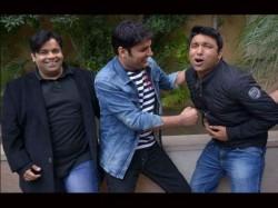 Kiku Sharda Welcomed Chandan Prabhakar On Kapil Sharma Show