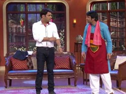 Kapil Sharma Welcomed Chandan Prabhakar