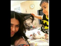 Ekta Kapoor Shares An Adorable Pic Of Baby Laksshya On His First Birthday