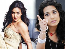 Actress Isha Deol Amrita Rao Told About Their Cat Fight On Film Set