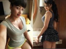 Bjp Former Minister Daughter Sapna Vyas Patel Bold Pictures Gone Viral
