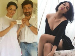 Sunny Deol Was Once Proposed Actress Poppy Jabbal