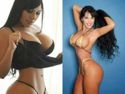Model Aleira Avendano Did 20 Surgeries Her Perfect Figure