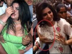 Bahubali Actress Anushka Shetty Other Actress Molested Fans