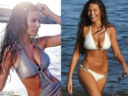 Actress Michelle Keegan Became World Most Attractive Woman
