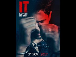 First Look Sidharth Malhotra It Happened One Night