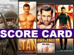 Eid Box Office Opening Day Collections Salman Khan Grows Every Year