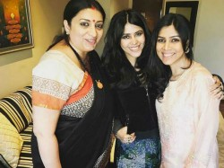 Ekta Kapoor Said It Is Hard Work With Sakshi Tanwar After Dangal