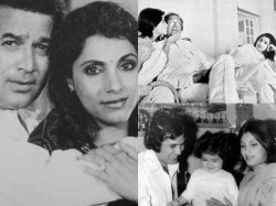 Dimple Kapadia Rajesh Khanna Love Story On Her Birthday