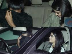 Amitabh Bachchan Grand Daughter Navya Naveli Caught With Mystery Guy
