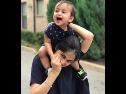 Genelia Dsouza Shares Adorable Pic Of Son Rahyl On His First Birthday