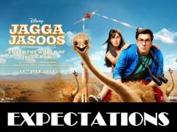 Expectations From Jagga Jasoos Trailer