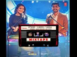 Neha Kakkar Mohammad Irfan Create Magic In The First Episode T Series Mixtape
