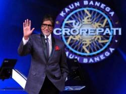 Amitabh Bachchan Back With Kaun Banega Crorepati The Last Time