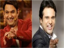 Mithun Chakraborty Be The Star Attraction Krushna Abhishek Show