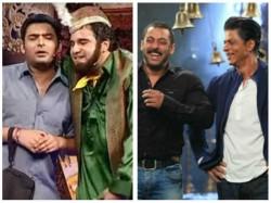 Krushna Abhishek Said Kapil I Are Like Shahrukh Salman Khan