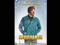Anil Kapoor Mubarakan Look Out See Poster