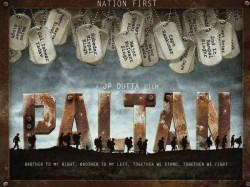 Logo Of Jp Dutta Next War Drama Film Paltan