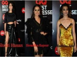 Bollywood Stars At Gq Awards 2017 See Pics