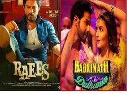 Badrinath Ki Dulhania Raees World Television Premiere