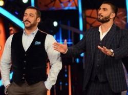 Ranveer Singh Replace Salman Khan Dus Ka Dum
