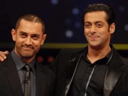 Salman Khan Hinted That Aamir Khan Fatima Sana Shaikh Rumor Is True